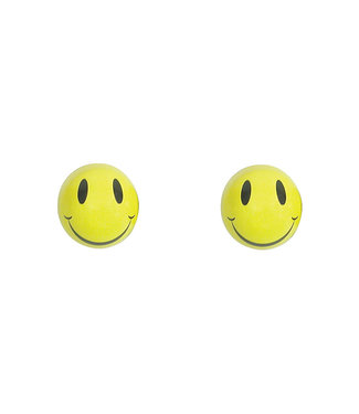 TRICKTOPZ Valve Caps - HAPPY FACE