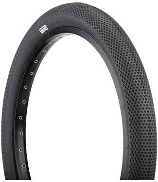 Cult X Vans Tire - 20x 2.1, Clincher, Folding, Black