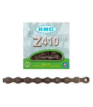 "Z410 Chain: 1/8"" 112 Links - Brown"