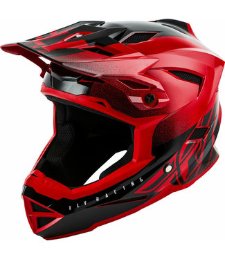 FLY RACING DEFAULT DITHER FULL FACE HELMET