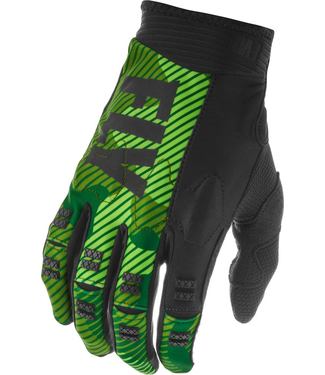 FLY RACING EVOLUTION DST GLOVE - GREEN/BLACK