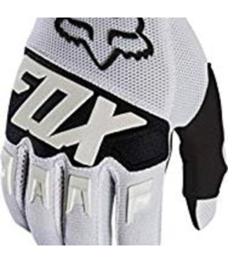 Fox Racing DIRTPAW MENS GLOVES - WHITE