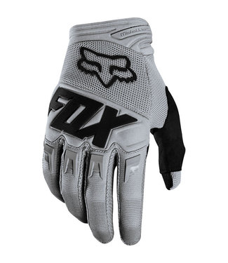 Fox Racing DIRTPAW YOUTH GLOVES GREY