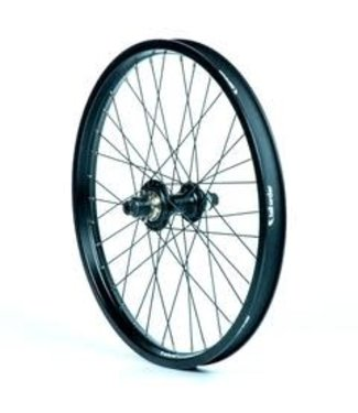 TALL ORDER Dynamics RHD Cassette Wheel - Black With Silver Spoke Nipples 9 Tooth