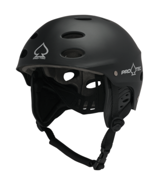 PROTEC ACE WAKE HELMET WITH GOGGLE CLIP - XS