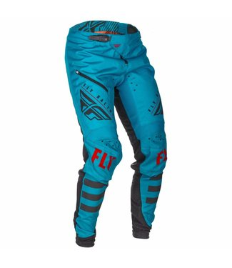 FLY RACING KINETIC BICYCLE PANTS BLUE/BLACK SZ 32