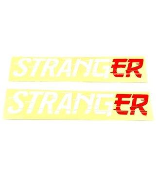Stranger Drift Sticker Pack