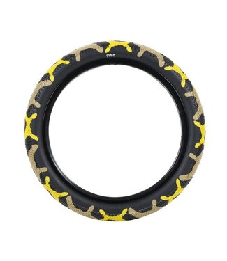 Cult VANS CAMO TIRES YELLOW CAMO 2.40