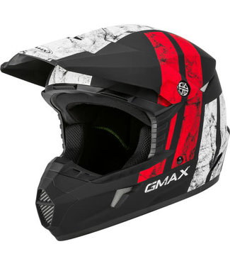 GMAX OFF-ROAD DOMINANT HELMET YOUTH MEDIUM
