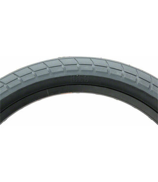 "BSD Donnasqueak Tire 20"" x 2.25"" Gray"
