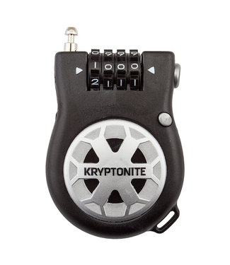 KRYPTONITE Retracting R2 Combo Lock