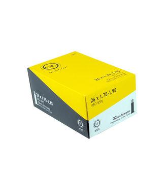 Standard Schrader Valve Tube - 26x1.75-1.95