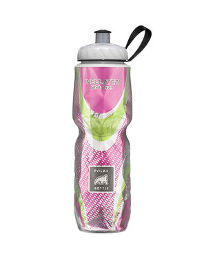 POLAR INSULATED WATER BOTTLE 24oz - SPIN BLOOM