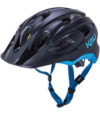 Kali Protectives Pace Helmet - Matte Black/Blue
