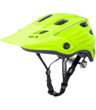 Kali Protectives Maya 2.0 Revolt Helmet - Matte Fluoro Yellow/Black