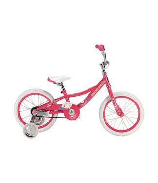 "SUN BICYCLES FLOWER POWER 16"" PINK"