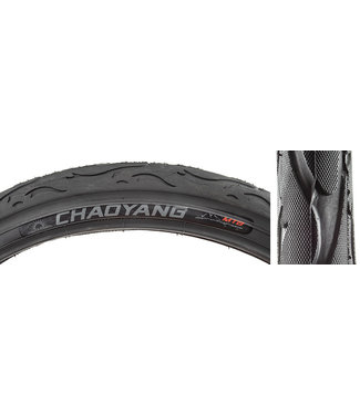CHAOYANG 26x2.125H-584 BK FLAME 30TPI WIRE 40-