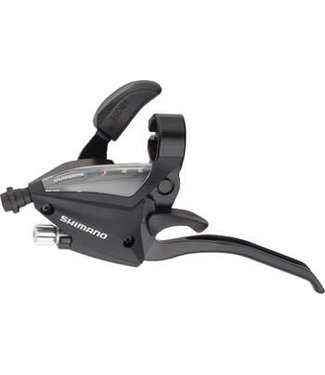 Shimano SHIFT/BRAKE LEVER, ST-EF500-L-4A LEFT 3-SPEED 180