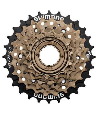 Shimano TZ500 6-Speed 14-28t Freewheel