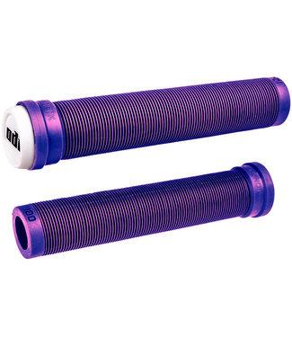 ODI Soft X-Longneck Grips - 160mm Purple