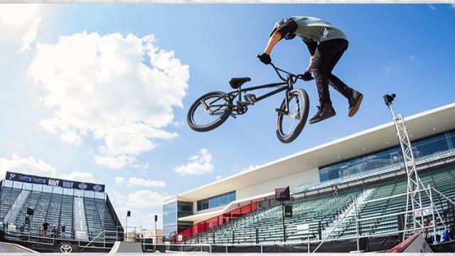Scotty Cranmer Pro BMX Rider