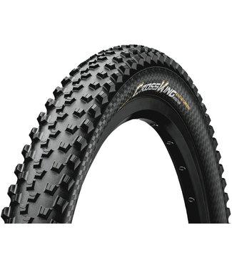 Continental Continental Cross King Tire - 29 x 2.3, Tubeless, Folding, Black, 180tpi