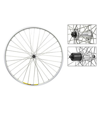 "WHEEL MASTER 26"" Alloy Mountain Double Wall Pair"