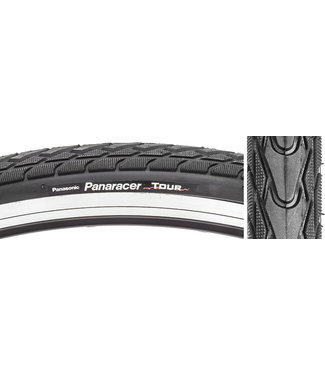 PANARACER TIRES PAN TOUR 26x1.75 WIRE BK/BK