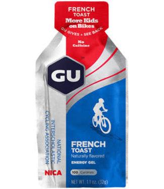 GU Special Edition French Toast Flavor Gel