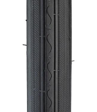 Kenda Street K40 Tire - 26 x 1-3/8, Clincher, Wire, Black, 22tpi