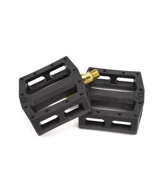 Cinema CK Pedals Black w/Gold Spindle