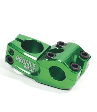PROFILE RACING Mulville push stem 48mm green