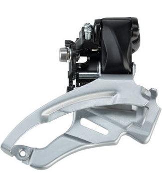 Shimano Altus FD-M2000 9-Speed Triple Down-Swing Dual-Pull Front Derailleur