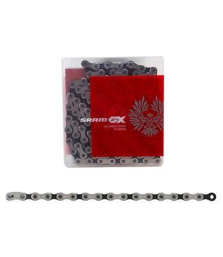 SRAM CHAIN EAGLE GX 12s SL/BK 126L POWERLOCK