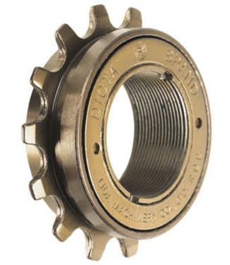 Dicta Metric Freewheel - 15t, Gold