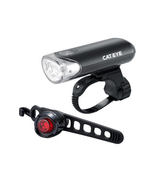 CATEYE LIGHT CATEYE HL-EL135N SL-LD160-R ORB COMBO BK
