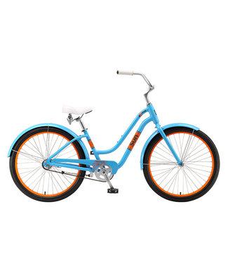 "SUN BICYCLES BIKE CRUZ ALLOY CB ALY/SS BLUE 26"""