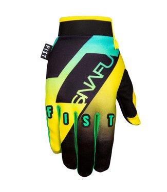 Fist Handwear Glove- Yellow/Green