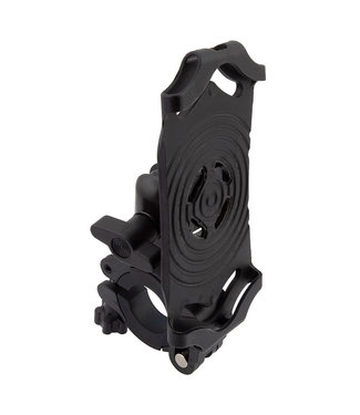 BIKASE UNIVERSAL PHONE MOUNT BLACK