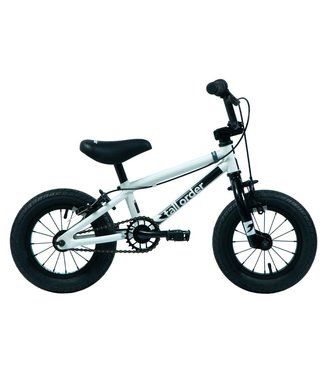 "TALL ORDER Small Order 12"" Bike - Gloss White With Black Parts 12.5"" 2020"