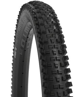 WTB Trail Boss Tire - 29 x 2.4, TCS Tubeless, Folding, Black, Light, Fast Rolling, TriTec