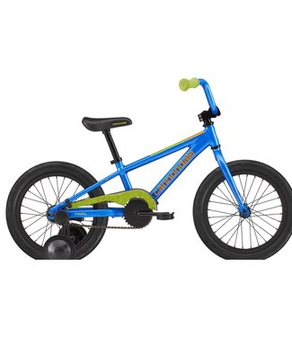 CANNONDALE 2021 Kids Trail Single-Speed 16 Blue