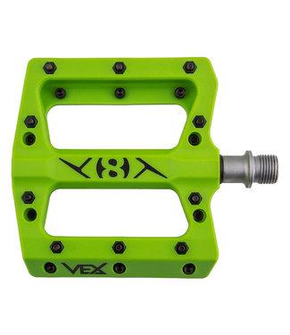 ORIGIN8 PEDALS VEX 9/16 Green