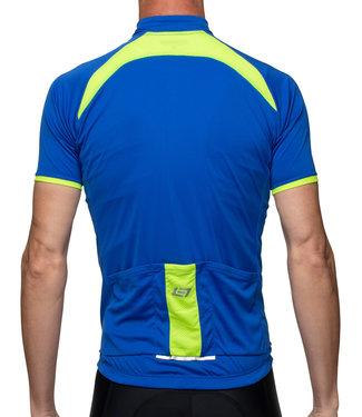 Bellwether Criterium Pro Jersey - True Blue, Short Sleeve, Men's, Small