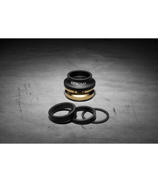 KINK Integrated II Ti-Ceramic Headset matte Black