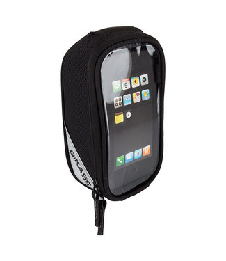 BIKASE BAG BIKASE PHONE BEETLE TOP TUBE PHONE BK