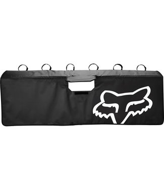 FOX LARGE TAILGATE COVER  Black OS