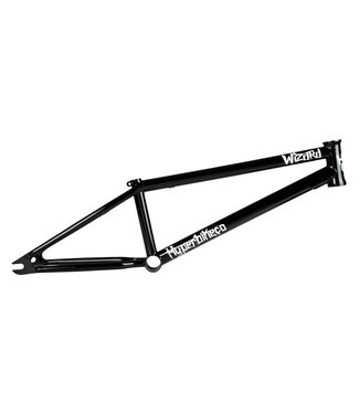 HYPER WIZARD BMX FRAME BLACK 20.4