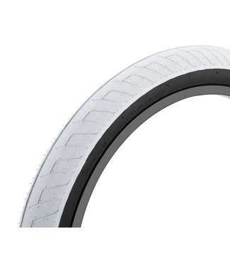 DUO SVS 18-2.10 TIRE White w/Black Sidewall