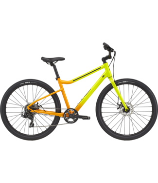 CANNONDALE 27.5 M Treadwell 3 Ltd   Highlighter